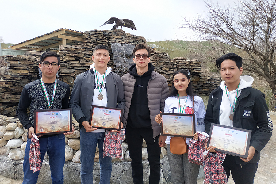 Results of the Youth Tourism Festival