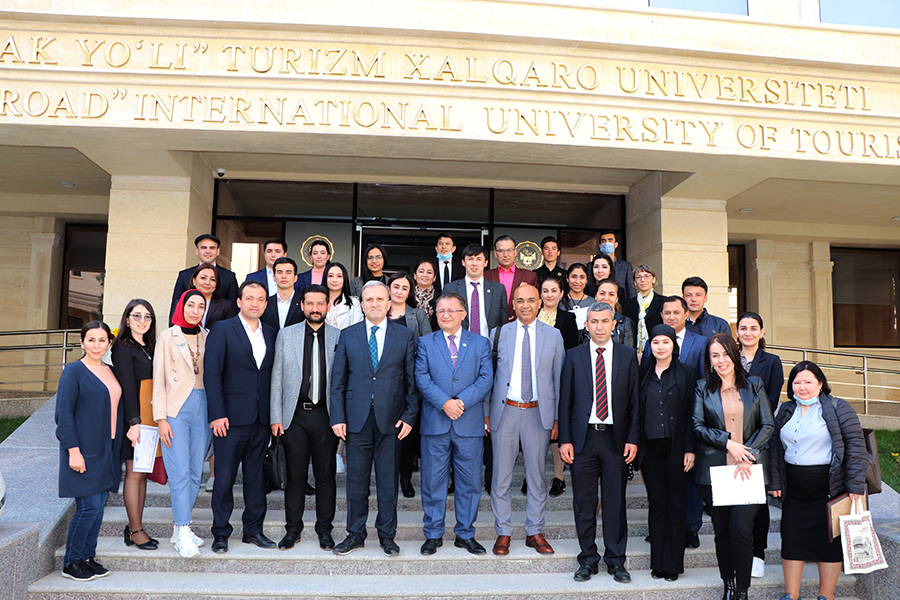 "TIKA has completed workshop at the ""Silk Road"" IUT"